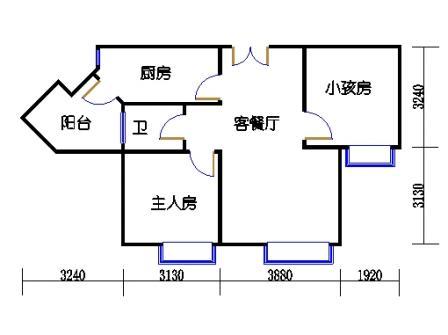 瀚江庭04单元