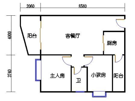 7座3-15层03单元