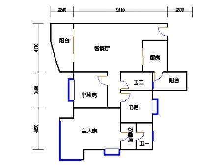 9座3-17层03单元