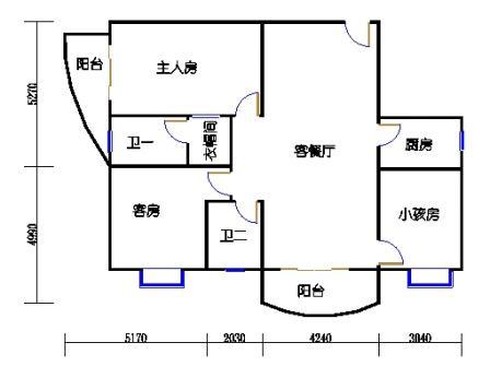 名寓Ⅲ座02单元