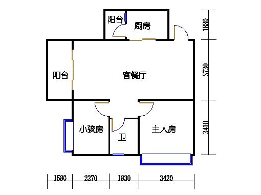04栋3层06单元