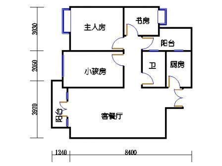 A7栋30层02单元