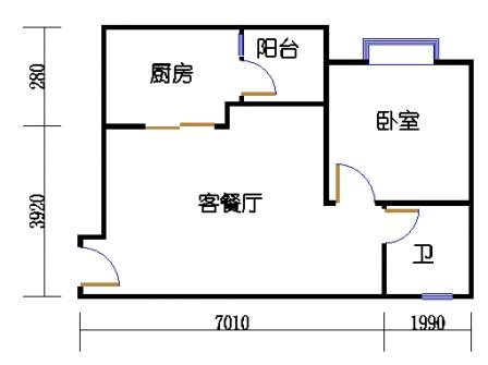 A10-12栋2-11层06单元