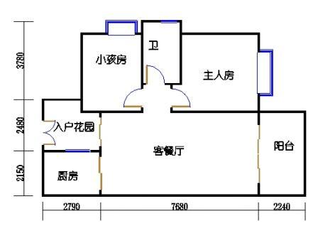 A16,17栋2-11层01单元