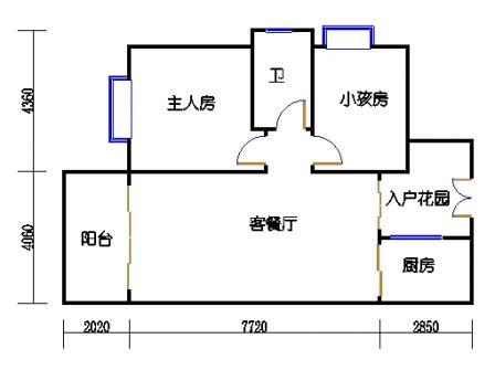 A18栋2-11层02单元