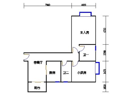A18栋2-11层06单元