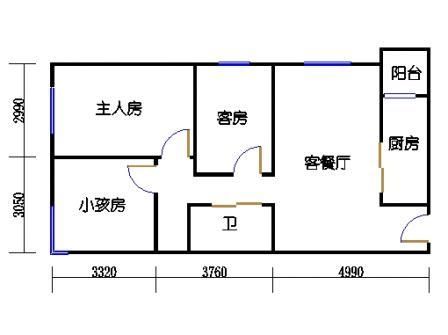 D3楼03户型