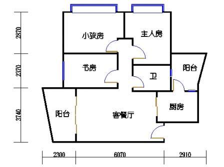 N2型16、18、24栋01单元