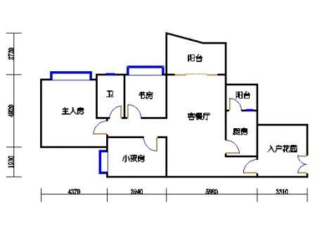 N2型16、18、24栋04单元
