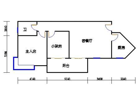 3栋5-30层03单元