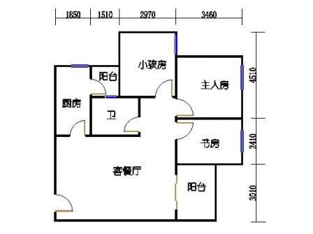 六栋C座2-28层01单元