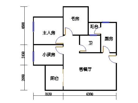 六栋C座2-28层02单元