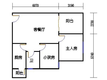六栋D座1-28层06单元