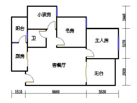 七栋A座1-28层01单元