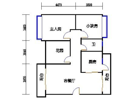 尼曼玫瑰园A栋4楼02单元