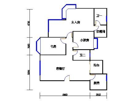 尼曼玫瑰园G、H、I、J座B单元