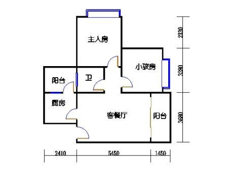 2号楼5号房