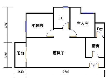 4栋2单元12-5