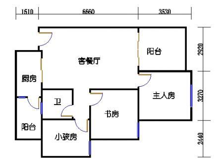 9栋A座首层07单位