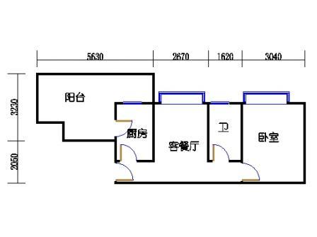 A1 5-29层01单元