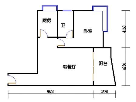 A1 5-29层04单元