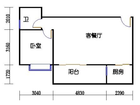 A1 20、22、24层07单元