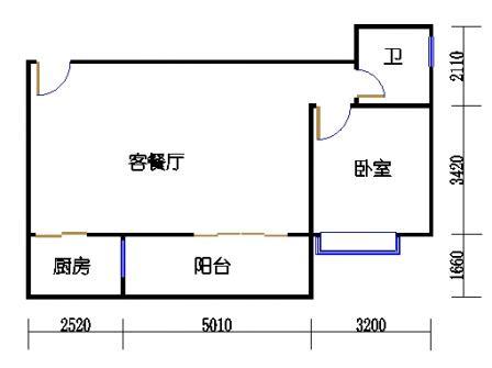 A3 5-19、21、23、25层02单元