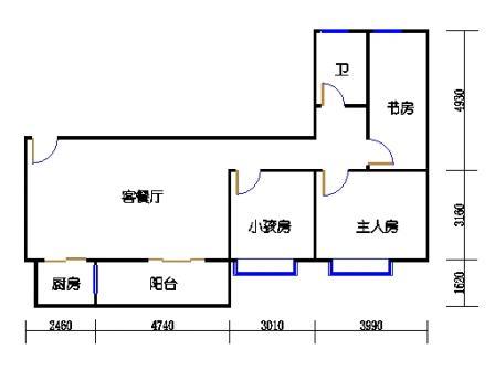 A3 26-29层02单元