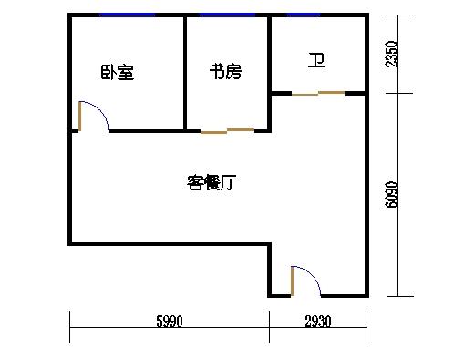 12-13层09单元