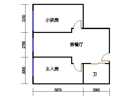 14-16层10单元