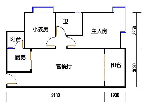 1栋5-10层04单元