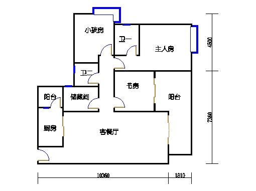 11栋6-16层01单元