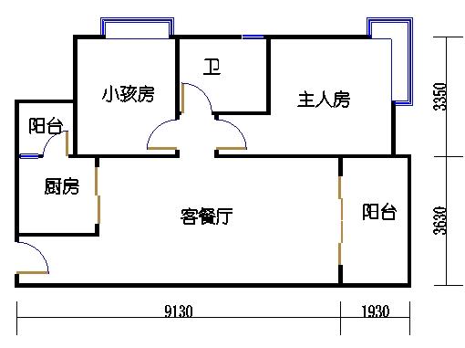 12栋6-16层04单元