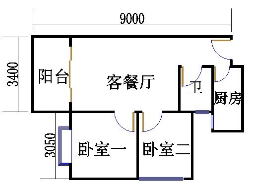 27-30层05单元