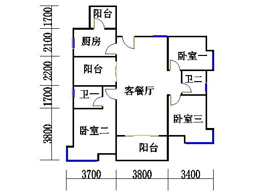N4栋02房