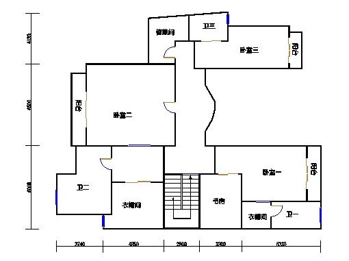 B3单元复式二层