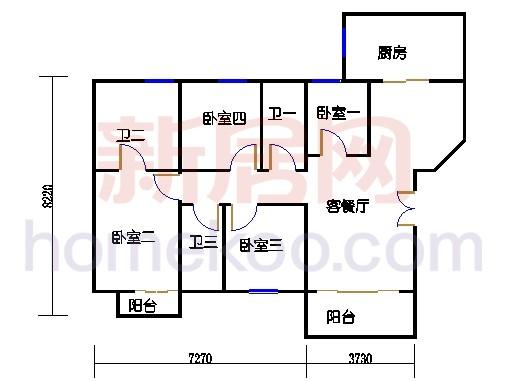 凤盈苑D2-19座01单位
