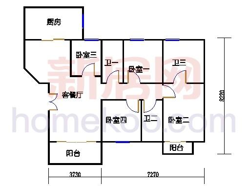 凤盈苑D2-19座02单位