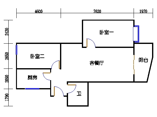 东座3-9层10单元