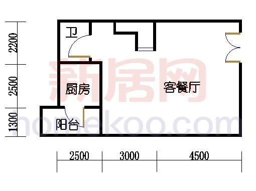 D5104、D5106、D5108(01单位)一层