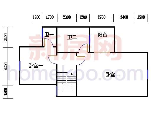 A02单位三层
