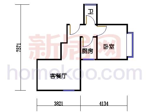 恋日100(索丽苑)第六梯03单位