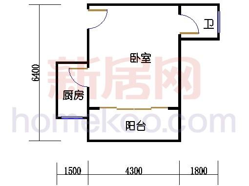 恋日100(索丽苑)第六梯04单位