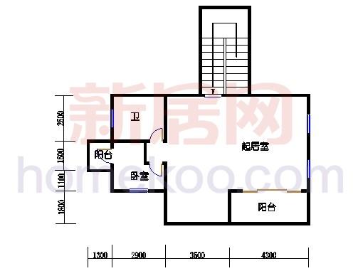 维西亚山庄(独立别墅)3层