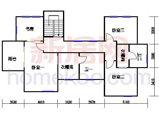 尚墅M-6(F)型二层