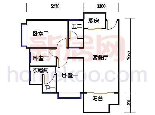 2-15层04户型