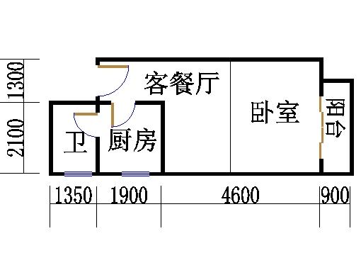 B栋22-29层09单位