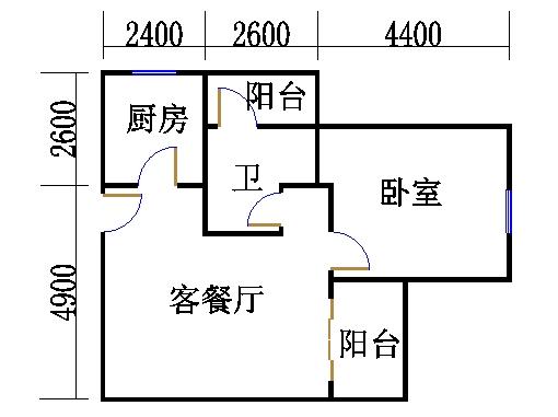 塞纳座23号03室