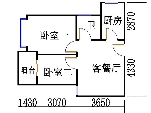 124、125号02室J-2型