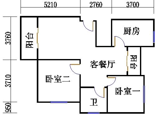 121号01室K-2型